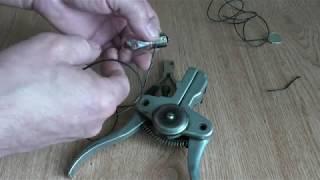 Как сделать контрольку из рубля, лампы и провода? Полезный совет от авто электрика!