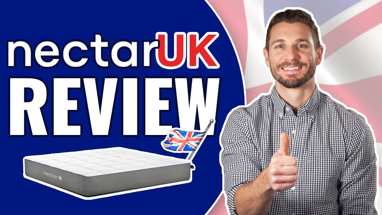 Nectar UK Mattress Review | Gel Memory Foam Bed in a Box (UPDATED MODEL)