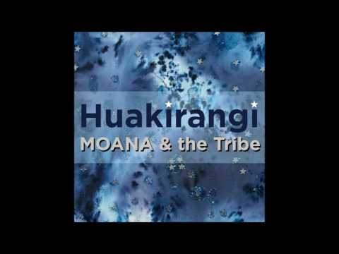 Moana & the Tribe Huakirangi