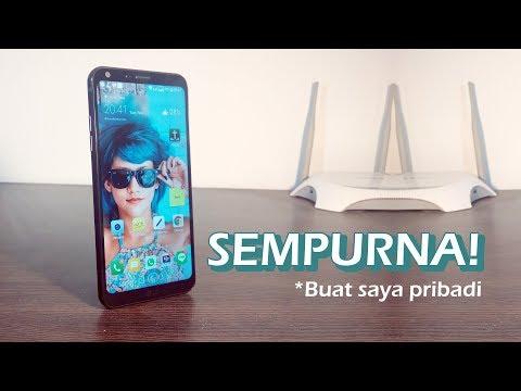 Review Komprehensif LG Q6+ (Plus) Indonesia - RAM 4GB/64GB - 동영상