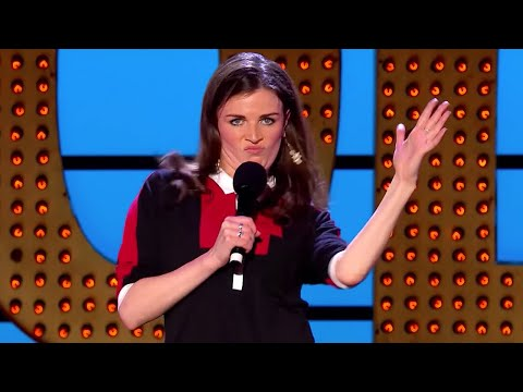 Aisling Bea Is Too Lazy  | Live at the Apollo | BBC Comedy Greats