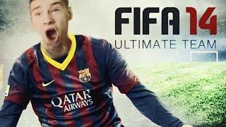 AGUERO? - FIFA 14 + KAMERKA :-)