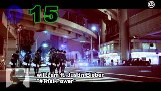 Top 50 Songs of April 2013-(4/20/2013)