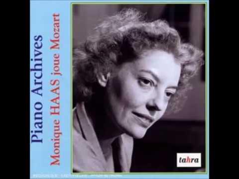 Monique Haas - Bach - Italian Concerto - BWV 971