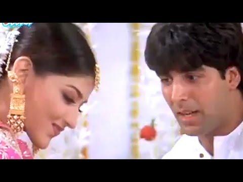 Akshay Kumar disturbs Suniel Shetty and Sonali Bendre on first night - Sapoot Comedy Scene
