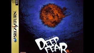 My Life with SEGA - Deep Fear (JP/Saturn)