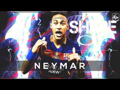 Neymar Jr dribles e gols 2017 /2018 - 🎶SHAPE OF YOU  (LATIN REMIX)