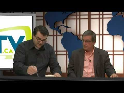 M. Sébastien Clavet en entrevue sur www.cmatv.ca le 19 septembre 2012
