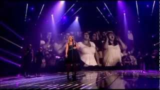 Kelly Clarkson - Breakaway (The X Factor UK Final)