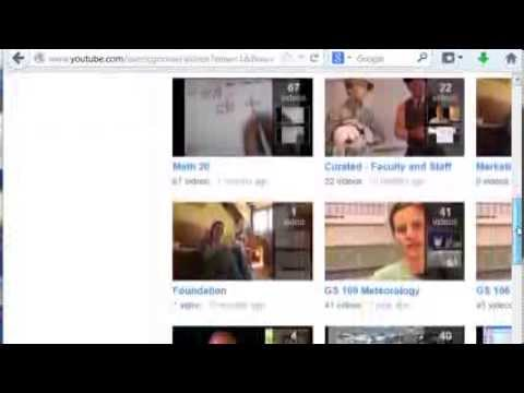 How to Embed YouTube Videos into Moodle 2.5