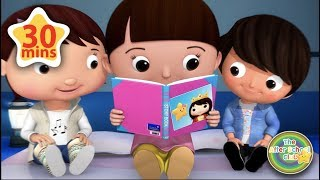 Bedtime Stories | Kids Songs | Little Baby Bum | The After School Club