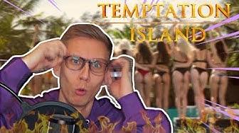 UUDET TIS 7 SINKUT - TEMPTATION ISLAND SUOMI