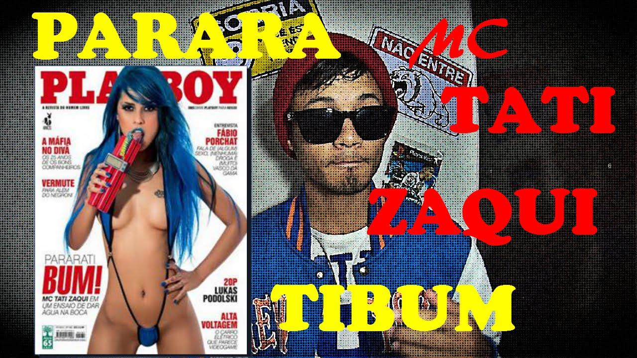 Playboy zaqui Tati Zaqui