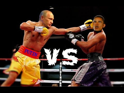 Putin vs Obama   Workout -  You Got to See This!