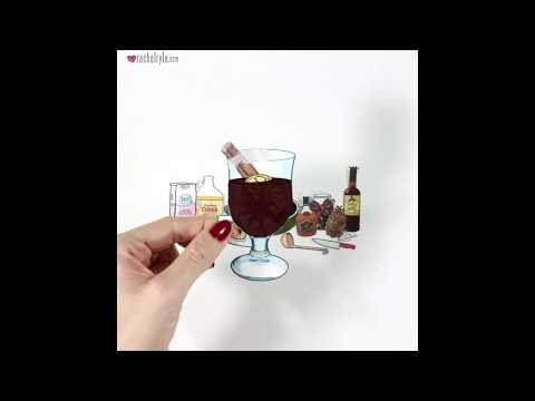 Its Time For Mulled Wine! - Stop Motion Animation by Rachel Ryle