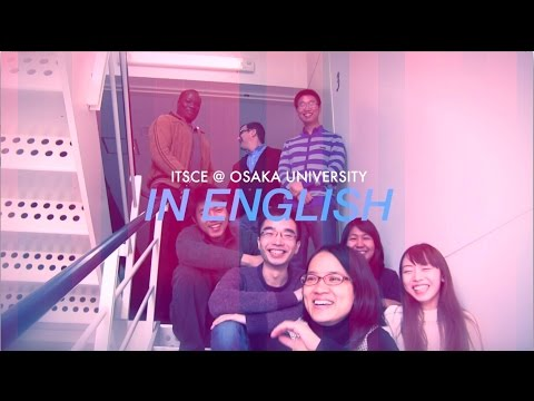 Information Technology Special Course in English @ Osaka University