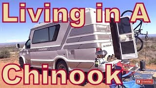 Meet Matt who Dropped Out of the Rat Race and Now Lives in a Chinook RV