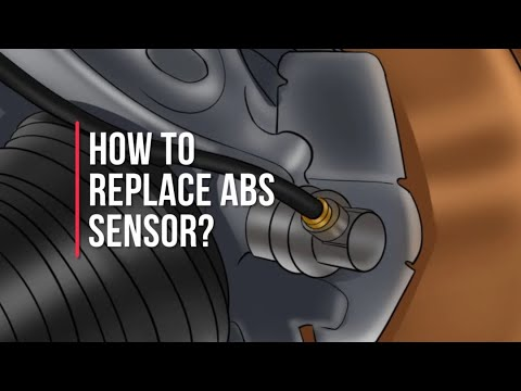 How to replace rear ABS sensor | Peugeot 308,3008,408,5008 | Complete guide