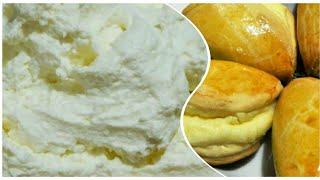 Творожная начинка для пирогов и булок. Нежная и вкусная начинка!