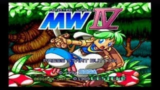 Monster World IV Review (VC)