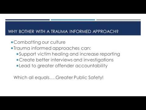 Webinar: Trauma Informed Techniques for Campus Police and Security