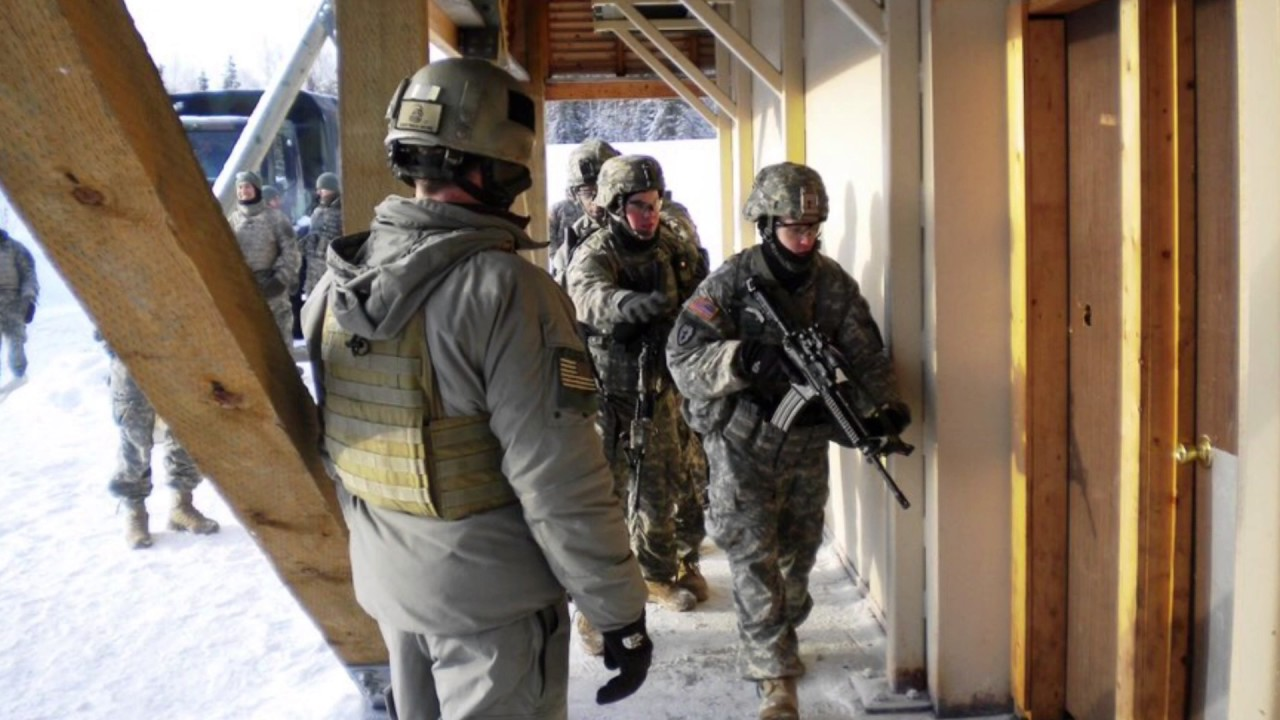 US Army Tactical Training by Black Skull Tactical Applications