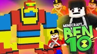 Minecraft Ben 10 - BLOXX AND THE SECRET TOY STORE! (Minecraft Ben 10 Roleplay Episode 4)