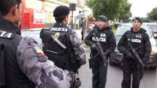 GIR Y GOE fortalecen seguridad en la parroquia Pascuales