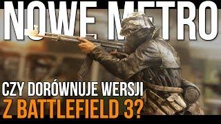 Czy warto było czekać na NOWE METRO dla Battlefield V? Ciekawa historia mapy Operacja Podziemie