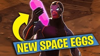 THE NEW SPACE CRYSTALS ARE AWESOME!! Fortnite: Battle Royale
