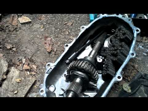 Borg Warner 1356 transfer case repair.
