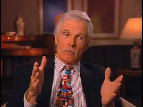 Ted Turner on the role and responsibility of the media - EMMYTVLEGENDS.ORG