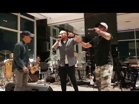 Boyz II Men Medley (jamming) - Luke Mejares, Duncan Ramos, Kris Lawrence