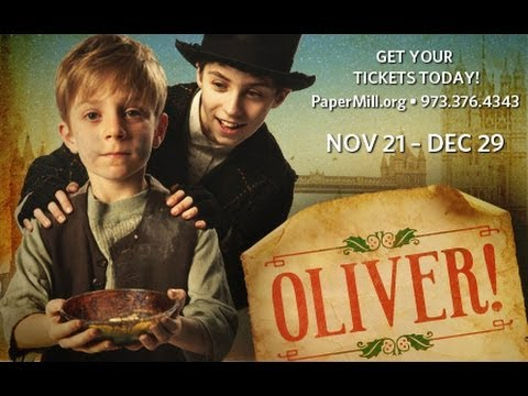 Oliver! at Paper Mill Playhouse