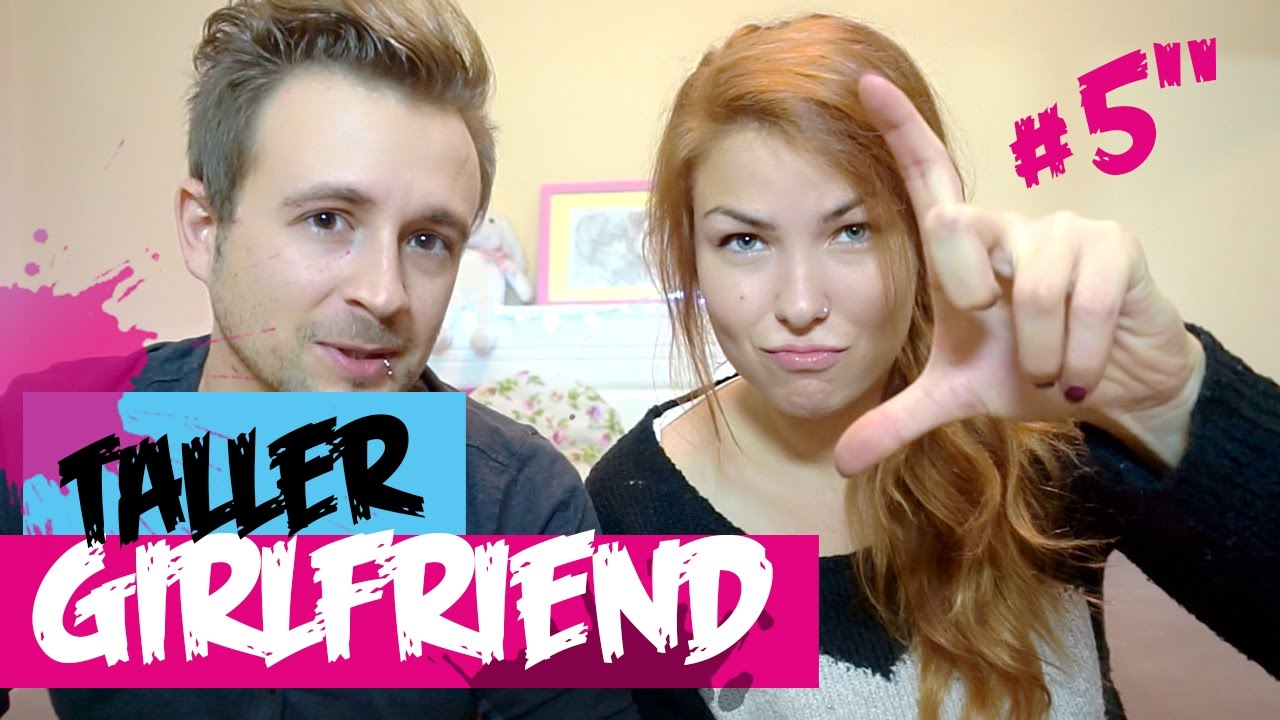 Taller girlfriend and shorter boyfriend Q&A