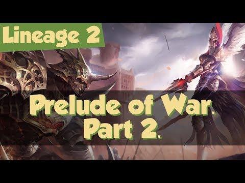 Lineage 2: обзор обновления Prelude Of War. Part 2.