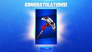 The NEW Fortnite SECRET PICKAXE! (How To Get AIM Pickaxe)