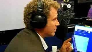 Will Ferrell and John C Reilly on Radio 1
