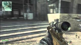MW3 Glitches - Rapid Fire Glitch Multiplayer / Online Tutorial PS3/XBOX 360/PC