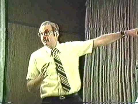 Moray B.King - Cohering the Zero Point - 1986 US Psychotronics Associaton (2 of 3)