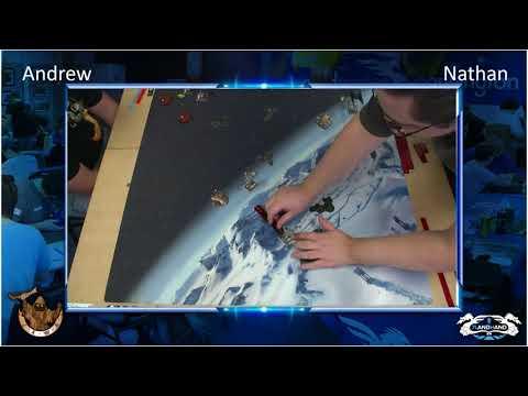 X Wing NYE Tournament [Round 5] Andrew v Nathan