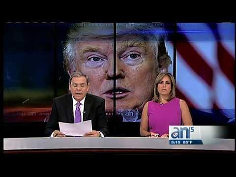 Televisión cubana reacciona a mensaje de Trump por el 20 de Mayo - América TeVé