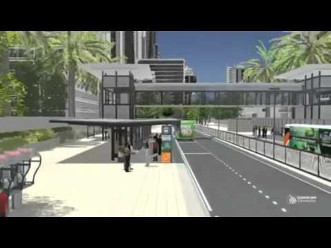 SEQ Transport Infrastructure Plan