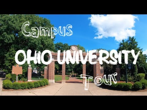 Ohio University Campus Tour 💚