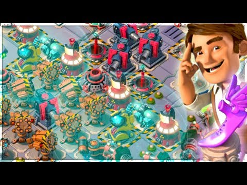 NEW HASTY MEGA CRAB in Boom Beach! (Stages 45+)