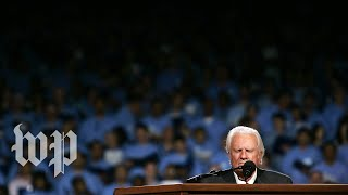 From crusades to the Oval Office: Billy Graham's influence in America
