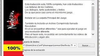 Traducción ESP 100% Nosferatu: The Wrath of Malachi + 1080p