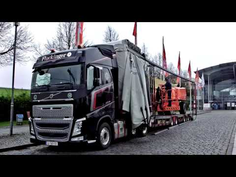 Fluckinger Transport: Imagefilm 2016