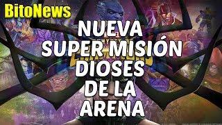 BitoNews: Nueva Super Misión - Dioses de la Arena | Noviembre Calendario | MCOC