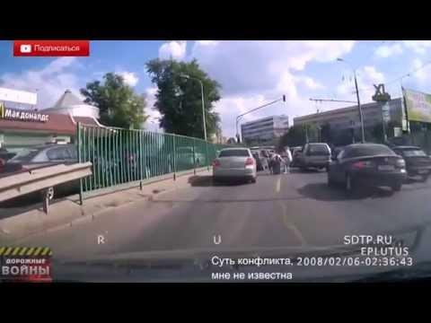 Очень страшные аварии с видеорегистратора